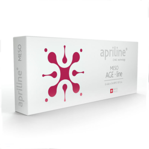 Buy Apriline AGEline to reduce signs of aging naturally by boosting the skin's innate functions. AGEline injection is a clinically proven anti-aging formula