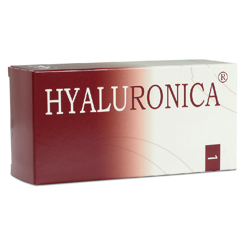 Buy Hyaluronica 1 (2x1ml), a unique innovative range of injectable HA base gels with optimum advantages that work on filling body parts.